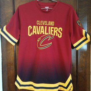 Cleveland Cavaliers Short Sleeved Athletic Top